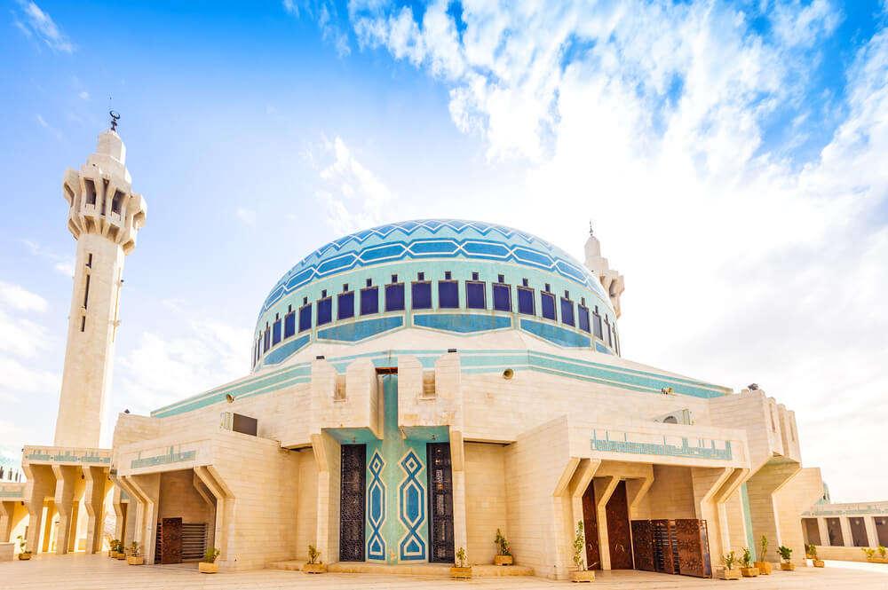 King Abdullah I Mosque of Amman