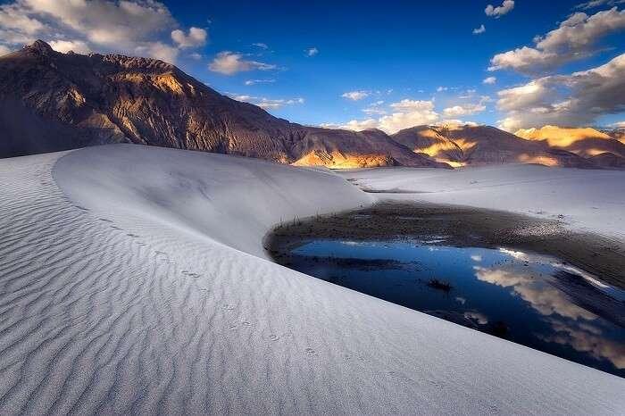 Nubra Valley, leh ladakh bike trip
