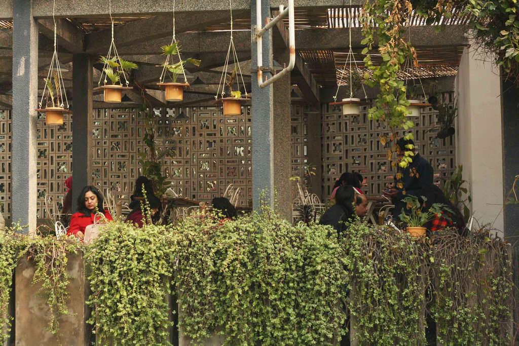 Triveni Tea Terrace