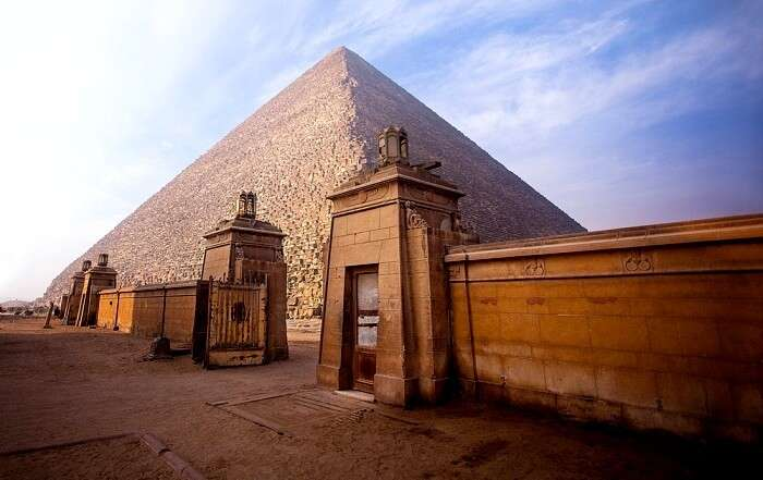 Pyramid of Giza, Egypt