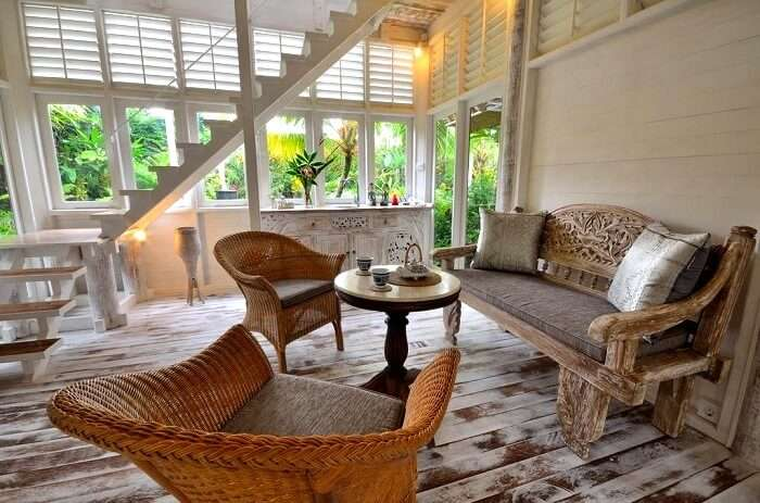 Jendela Di Bali Hotel