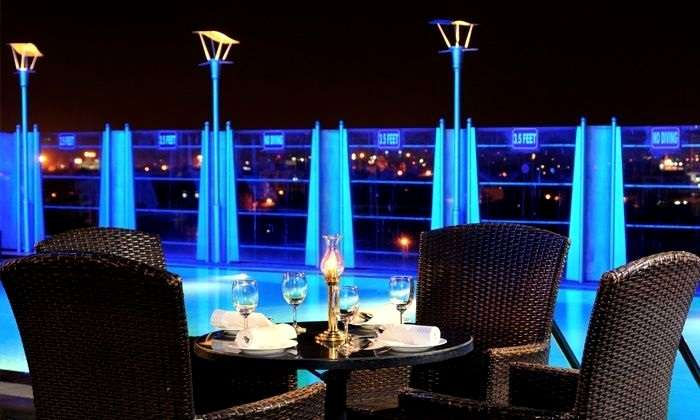 The Terrace Grill, Jaipur