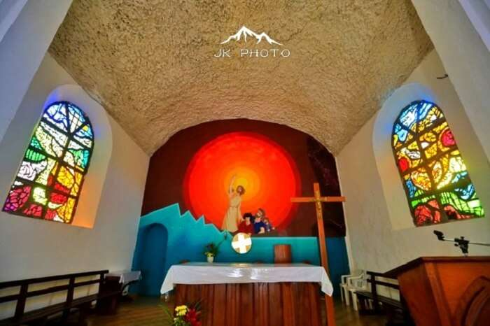 Church of Our Lady of Lava, Reunion Island