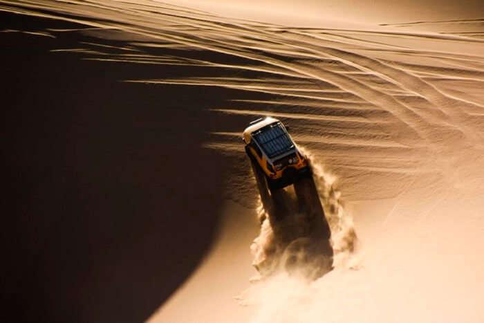 trip to ulan buh desert