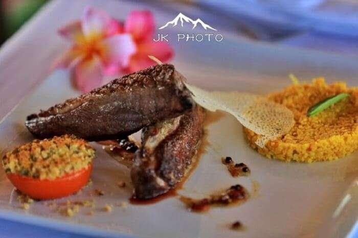 cuisine of Reunion Island, France