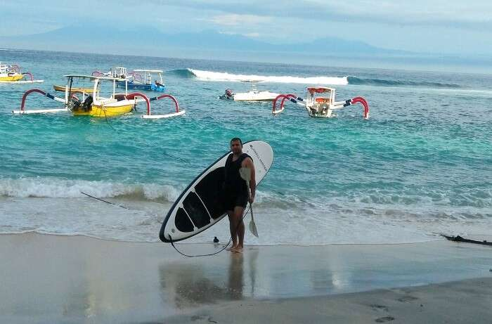 watersports in Bali