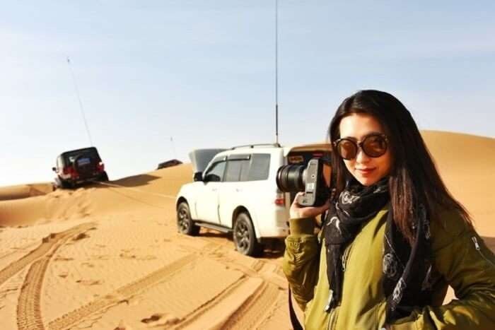 desert tour of mongolia