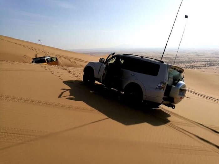 mongolia desert tour