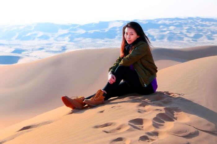 inner mongolia desert tour