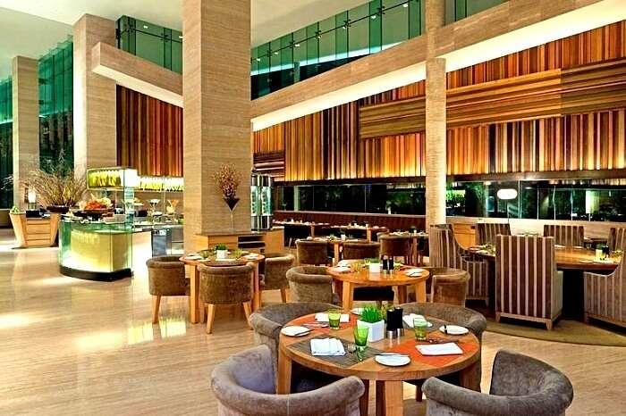 Prego, Westin Hotel, Gurgaon