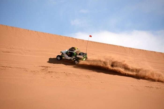 desert tour in inner mongolia