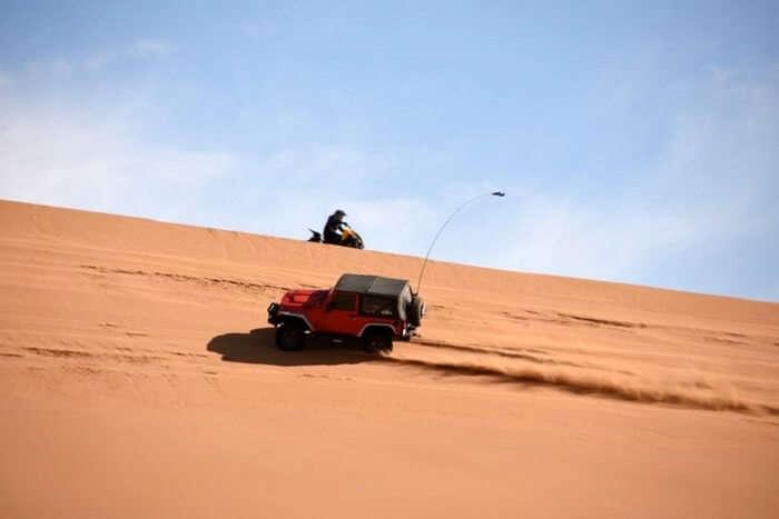 safari in tengger desert