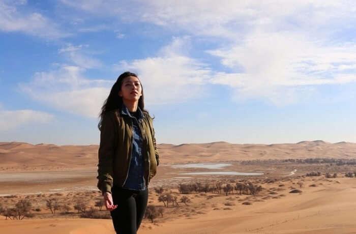 mongolia desert trip