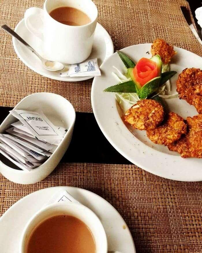 Cafe Paprika, Kerala