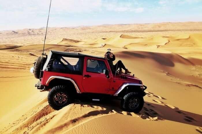 inner mongolia desert trip
