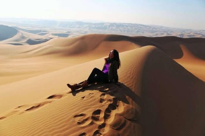 trip to alashan zouqi