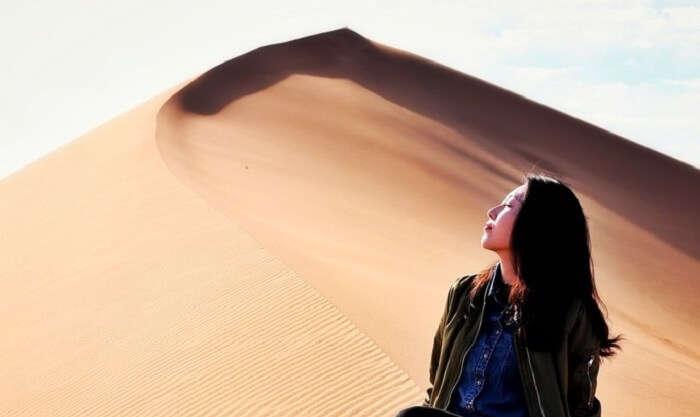 tengger desert alashan zouqi