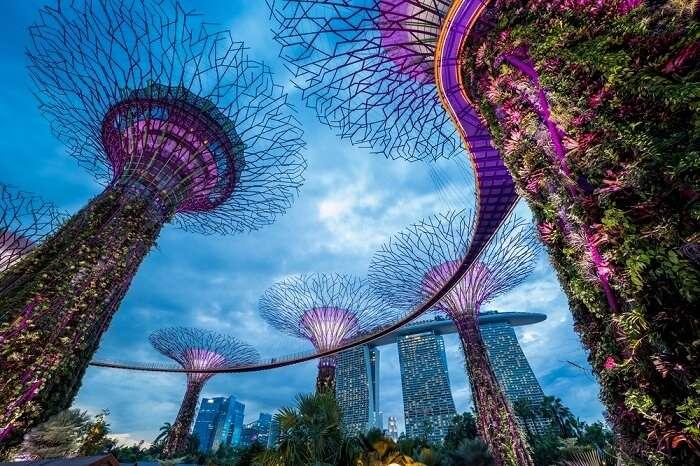 parks and gardens Singapore