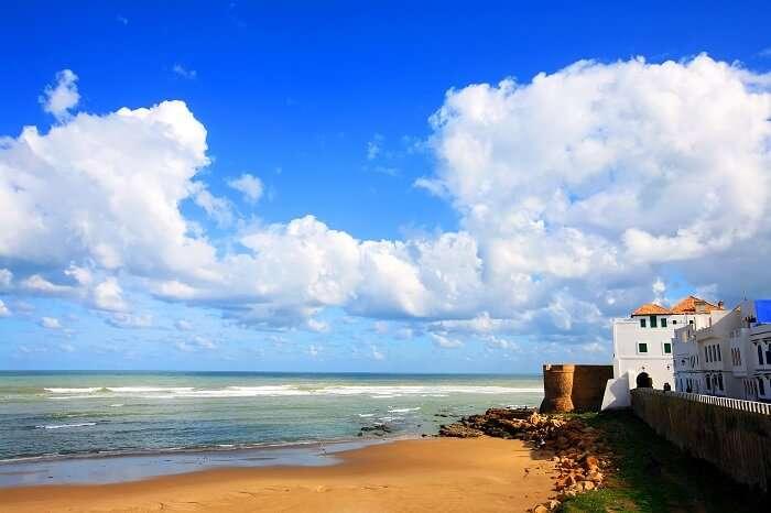 Paradise Beach Asilah
