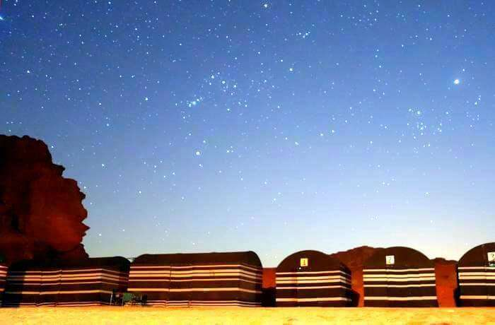 Bedouin Lifestyle Camp in Wadi Rum
