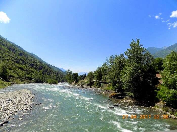 river beas in himachal