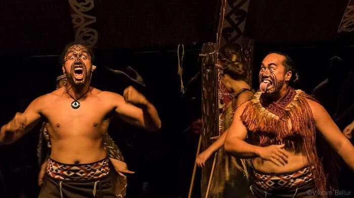 maori village experience near rotorua