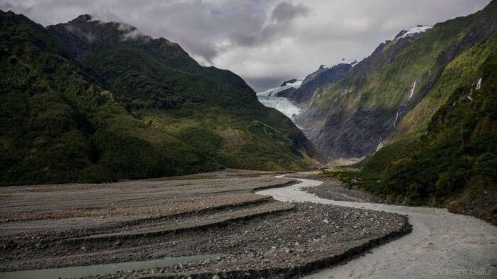 frank josef glacier