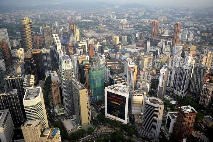 kl towers in malaysia