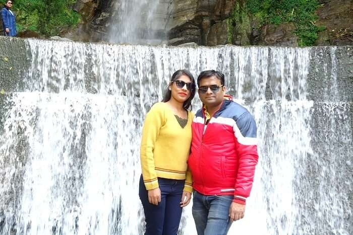 waterfalls in sikkim