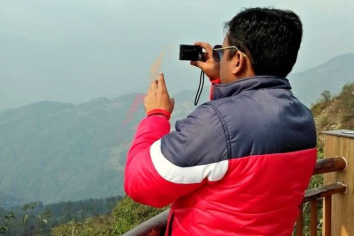 couples trip to sikkim