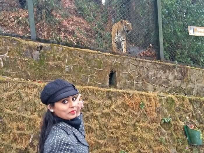 zoological center in darjeeling