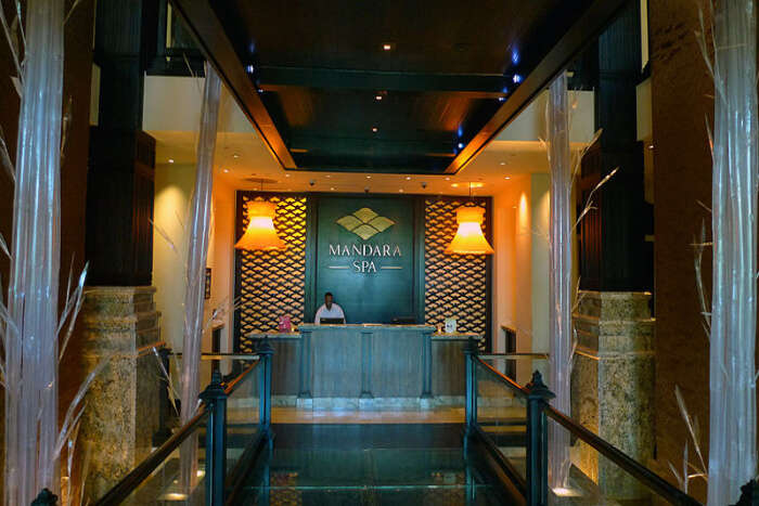 Feel Pampered At Mandara Spa