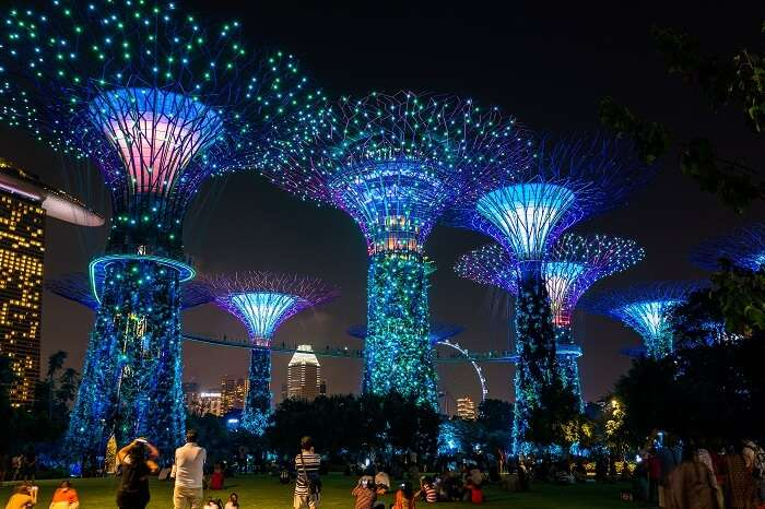 light snd sound show singapore