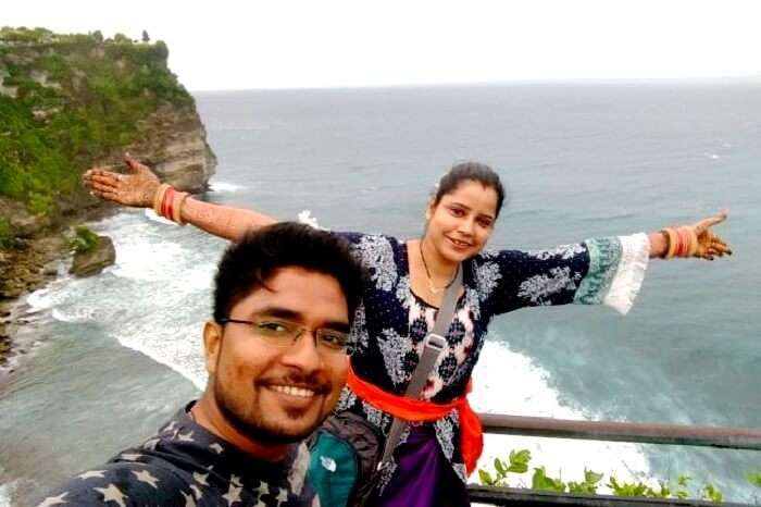 visit to the uluwatu temple