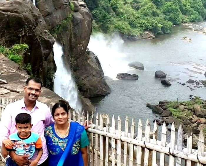 Kerala Waterfalls