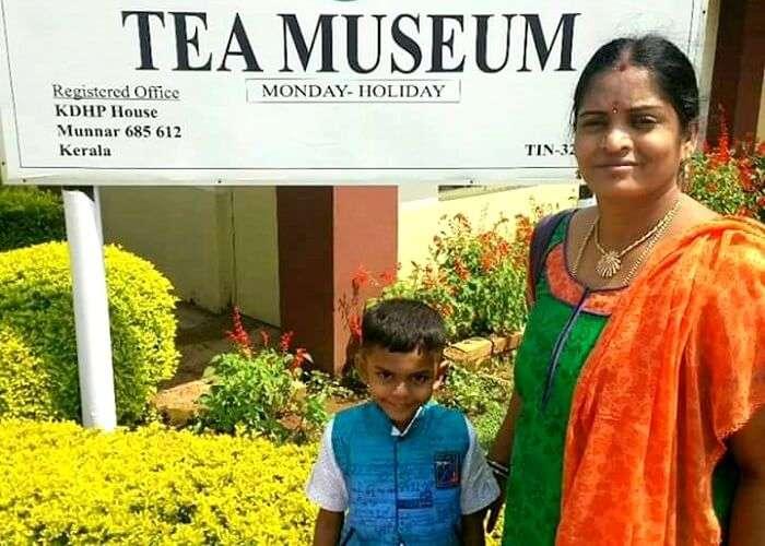tea museum in kochi