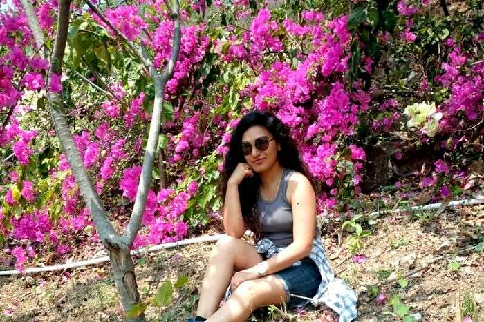 enjoying rishikesh at full blossom