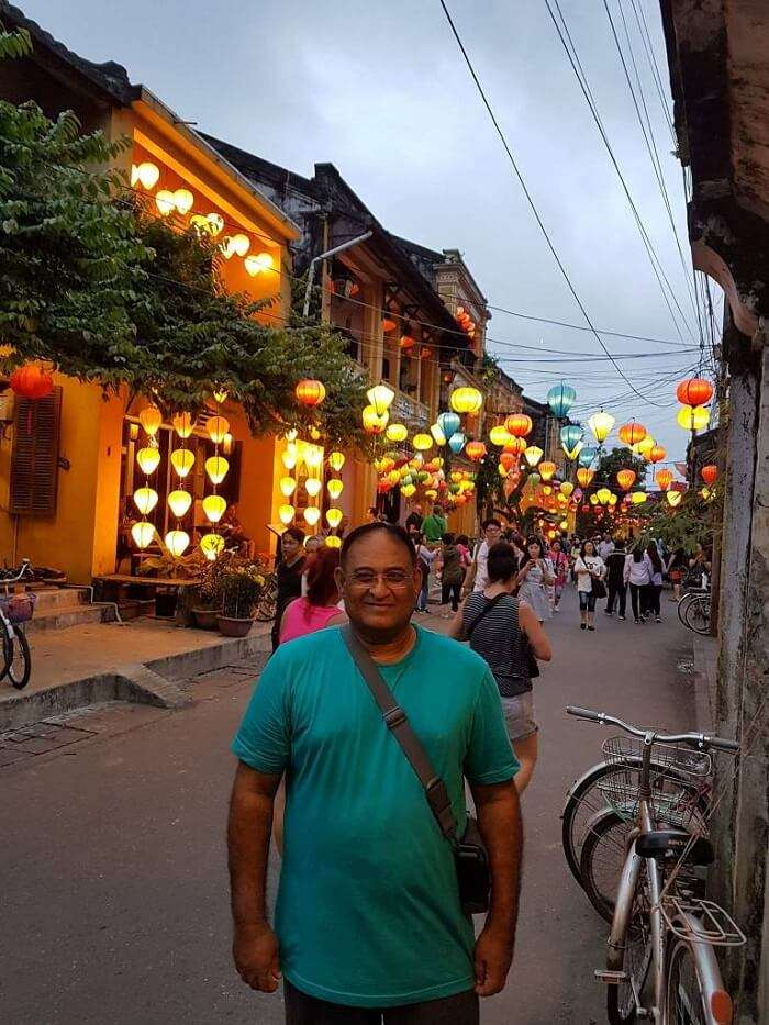 visit to hoi an