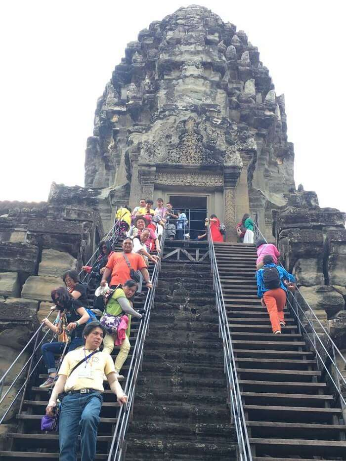 angkor wat temple tour