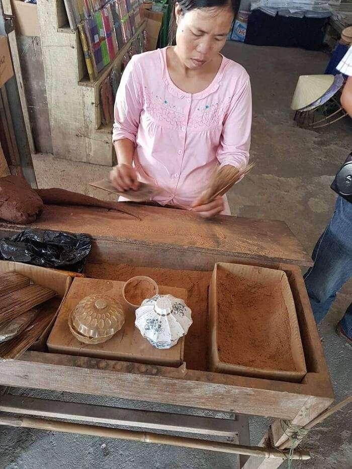 incense making villages in vietnam