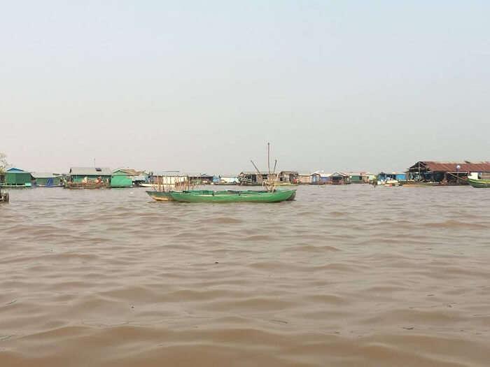 tonle sap river cruise boating