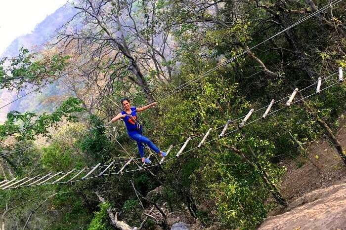 adventure activity in rishikesh