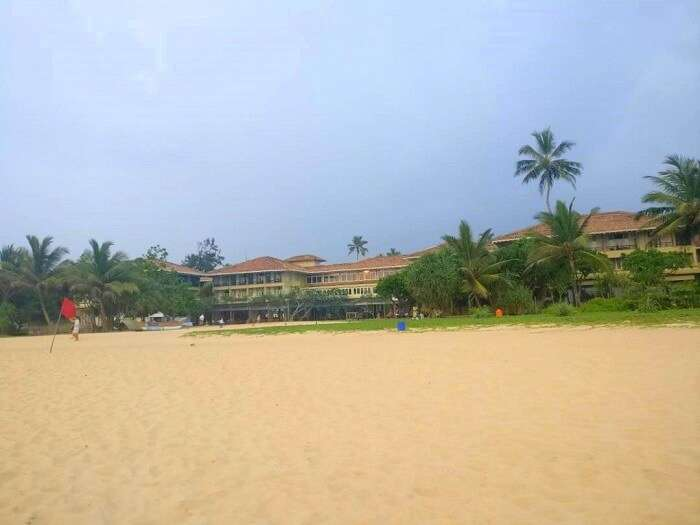 luxury resorts in sri lanka