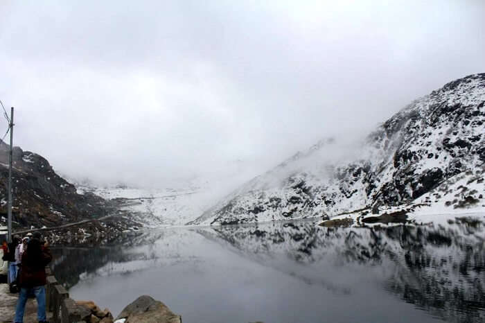 lakes in sikkim