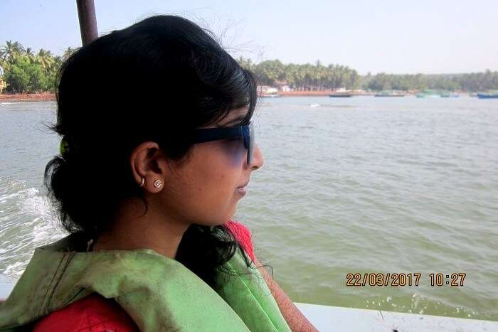 ferry ride in south goa