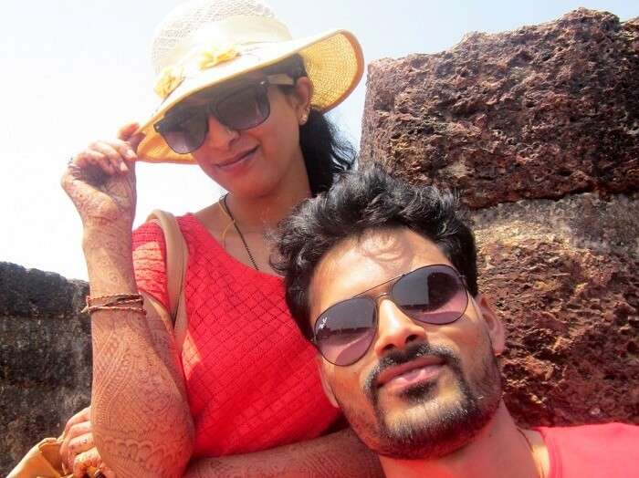 couples trip to goa