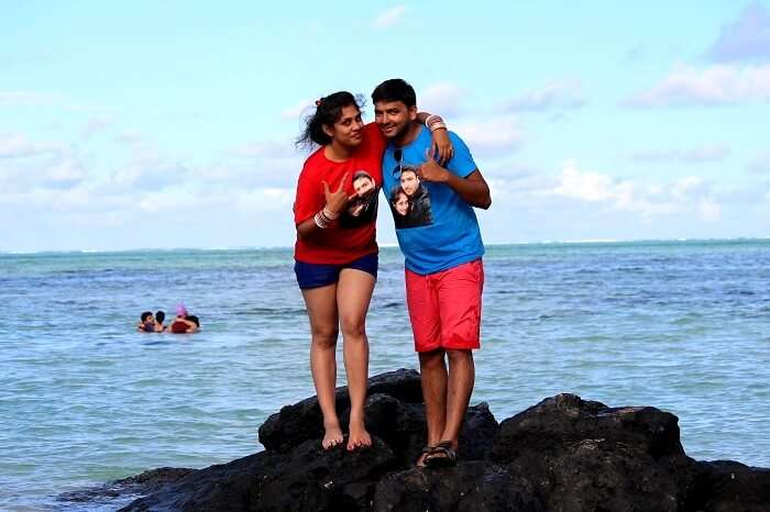 romantic vacation in mauritius