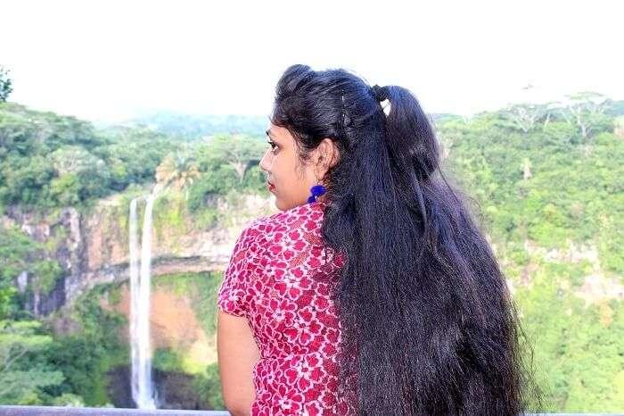 waterfalls in mauritius