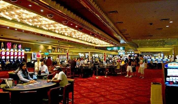 top casino hotels in vegas