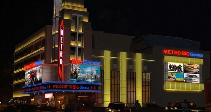 cinemas in mumbai